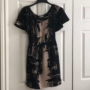 Yoana Baraschi Silk Dress - Sz 4 - GUC